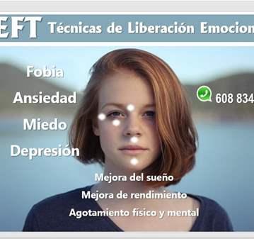 SESIÓN: LIBERACIÓN EMOCIONAL CON EFT - PREVIA CITA