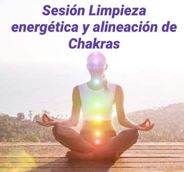 SESIÓN: LIMPIEZA ENERGÉTICA Y ALINEACIÓN DE CHA...