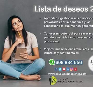 LISTA DE DESEOS 2021 - CITA PREVIA