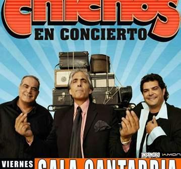 CONCIERTO: LOS CHICHOS - SALA CANTABRIA