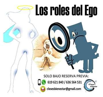 TALLER: LOS ROLES DEL EGO