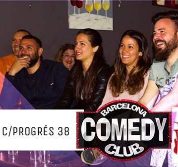 EVENTO: LUNES DEL COMEDY