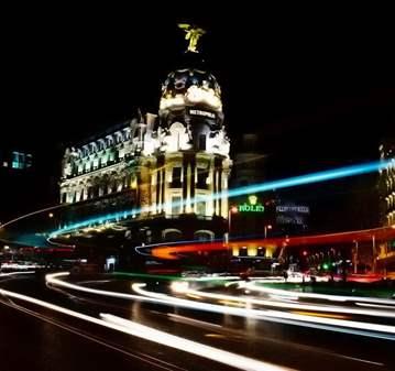 VISITA GUIADA: MADRID DE CINE Y SERIE