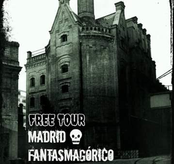 VISITA GUIADA: FREE TOUR: MADRID FANTASMAGÓRICO