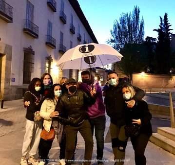 FREE TOUR MADRID SINIESTRO