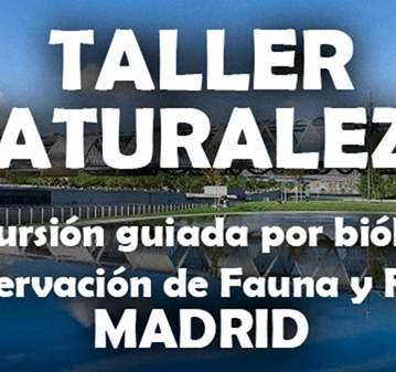 EXCURSIÓN: MADRID SALVAJE: RUTA GUIADA EN MADRI...