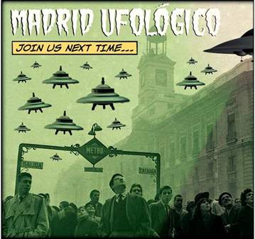 VISITA GUIADA: MADRID UFOLÓGICO