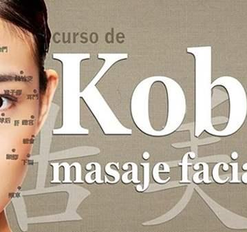 CURSO: MASAJE FACIAL JAPONÉS (KOBIDO)