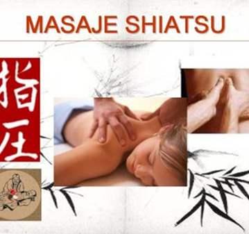 TERAPIA: MASAJE SHIATSU
