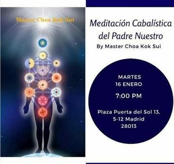 QUEDADA: MEDITACIÓN CABALISTICA DEL PADRE NUESTRO