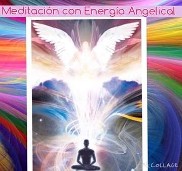 TERAPIA: MEDITACION CON ENERGÍA ANGELICAL