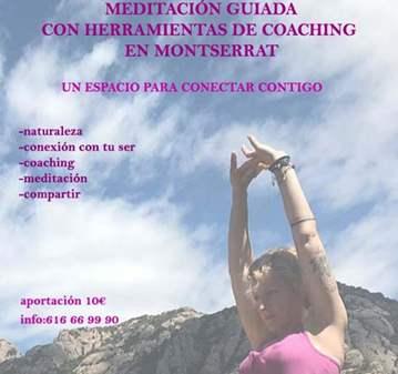 RUTA: MEDITACIÓN CON HERRAMIENTAS DE COACHING