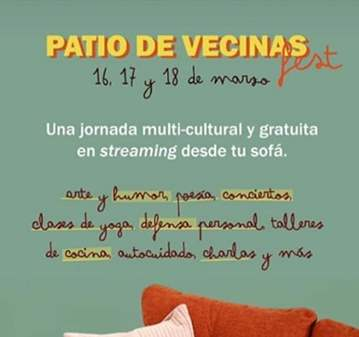 CLASE DE YOGA  (ON-LINE GRATIS)