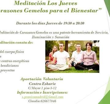QUEDADA: MEDITACIÓN PARA ILUMINACIÓN, SERVICIO ...