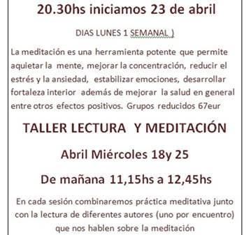 CURSO: MEDITACIÓN PASO A PASO TEORÍA-PRÁCTICA 6...