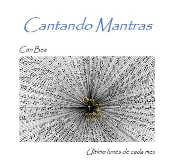TALLER: MEDITAR CANTANDO MANTRAS DE KUNDALINI