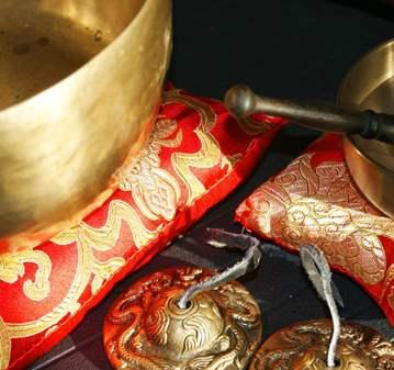SESIÓN: MEDITAR CON CUENCOS TIBETANOS