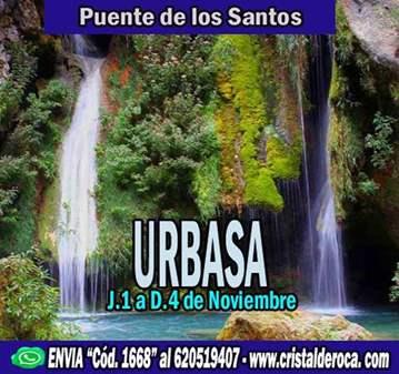 VIAJE: PUENTE LOS SANTOS-URBASA 1-4 NOVIEMBRE (...