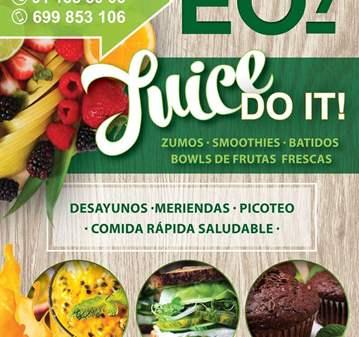EO7 + JUICE DO IT