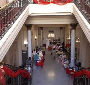 VISITA GUIADA: MERCADO NAVIDEÑO ITALIANO PALACI...