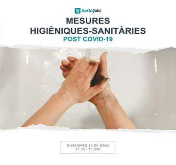 CURSO: MESURES HIGIÈNIQUES-SANITÀRIES. POST COV...