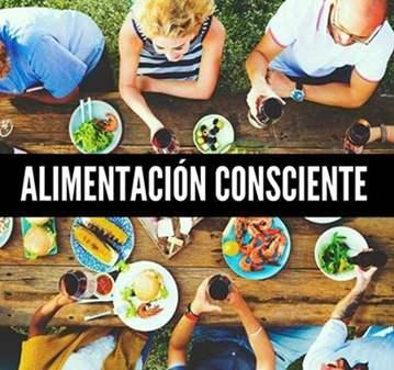TALLER: ALIMENTACION CONSCIENTE (MINDFUL EATING)