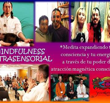 CLASE: MINDFULNESS ETRASENSORIAL