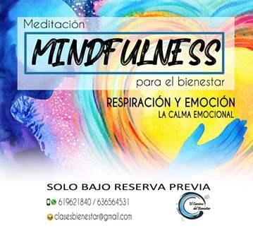 TALLER: MINDFULNESS - MEDITACIÓN Y LA CALMA EMO...