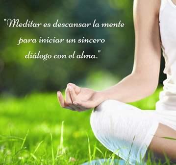 CLASE: MINDFULNESS Y MEDITACIÓN, PRIMERA SESIÓN...