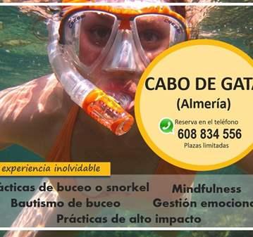 VIAJE: MINDFULTRAVEL - CABO DE GATA (CHARLA INF...