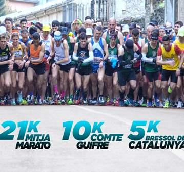 EVENTO: MITJA MARATÓ DE RIPOLL, 20KM, 10KM, 5KM