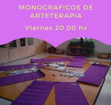 CURSO: MONOGRÁFICOS DE ARTETERAPIA