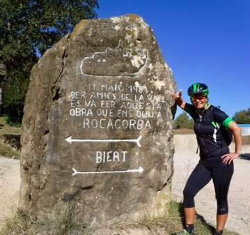 RUTA: MOUNTAIN-BIKE