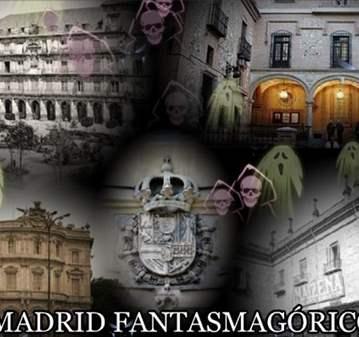 TOUR: EL MADRID MÁS FANTASMAGÓRICO