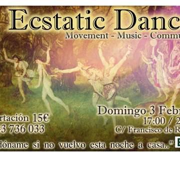 CLASE: MOVIMIENTO + ECSTATIC DANCE