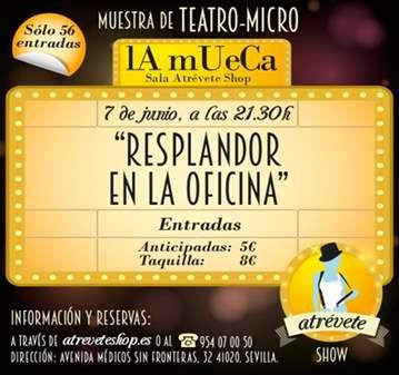 EVENTO: MUESTRA DE MICROTEATRO