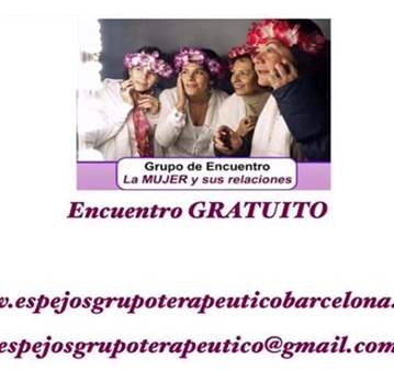 REUNIÓN: MUJERES GRUPO DE ENCUENTRO
