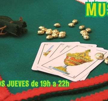 QUEDADA: MUS LOS JUEVES ENTRE AMIGOS 18.30 A 21...