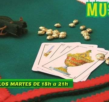 QUEDADA: MUS LOS MARTES 18H A 21H(+45AÑOS)