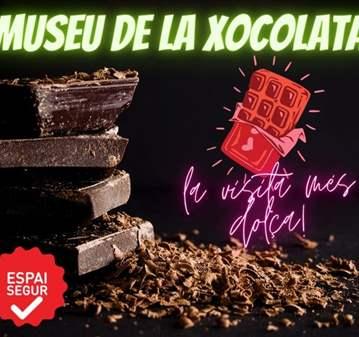 SALIDA: MUSEU DE LA XOCOLATA (LA VISITA MÉS DOLÇA)