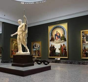 EVENTO: MUSEUS DEL MÓN PINACOTECA DE BRERA (MIL...