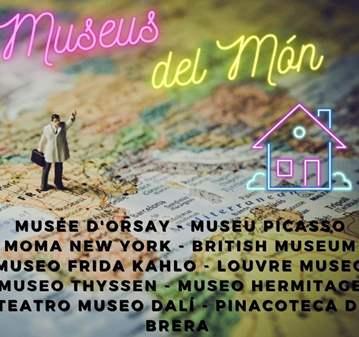 VISITA GUIADA: MUSEUS DEL MÓN SESSIÓ 5: LOVRE M...