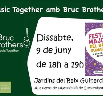 TALLER: MUSIC TOGETHER - FESTA MAJOR DEL BAIX G...
