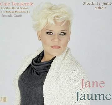 CONCIERTO: MUSICA LATINA JANE JAUME