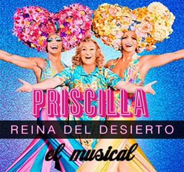 CONCIERTO: MUSICAL: PRISCILLA, REINA DEL DESIERTO