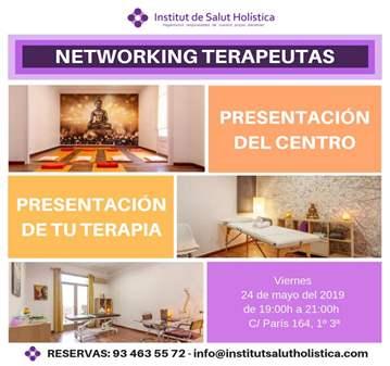 EVENTO: NETWORKING PARA TERAPEUTAS