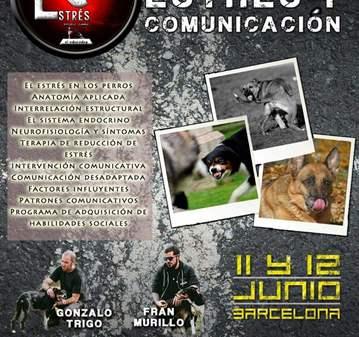 CURSO STRESS Y COMUNICACIÓN PARA ANIMALES