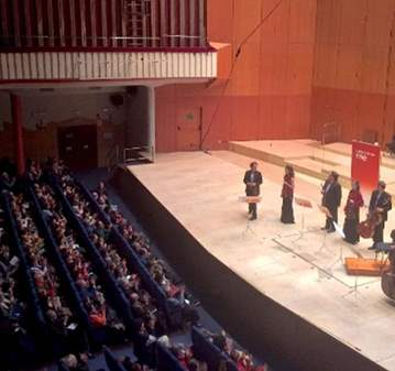 CONCIERTO: OBRAS MAGISTRALES DEL BARROCO