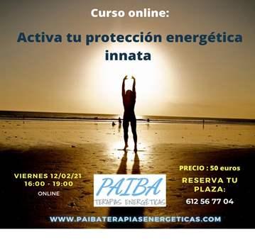 CURSO: ONLINE: ACTIVA TU PROTECCIÓN ENERGÉTICA ...