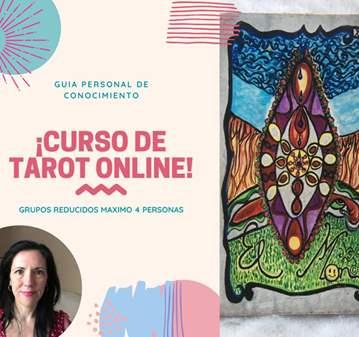 CURSO: ONLINE: DE TAROT
